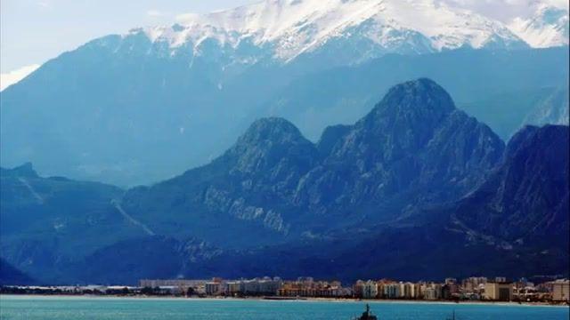 ویدیویی از طبیعت و زیبایی های ترکیه از منتو سفر