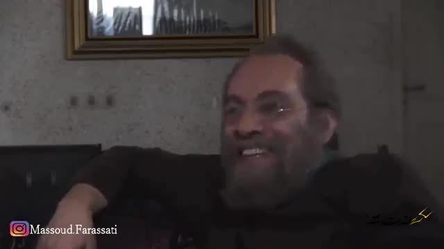 واکنش های مسعود فراستی در اکران خصوصی مستند میراث آلبرتا 2