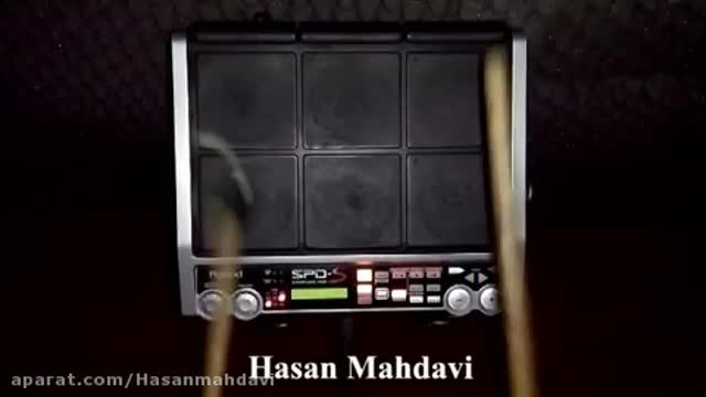 نمونه ریتم پرکاشن Spds آهنگ نازی جون ساخته شده توسط حسن مهدوی