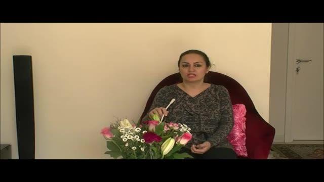درمان زخم اثنی عشر و روده ها با خانم فلاح تجربه خانم مینا داوودی