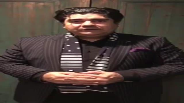 صحبت های سالار عقیلی پس از حادثه فروریختن صحنه اجرای کنسرت آمل / Salar Aghili Amol Concert