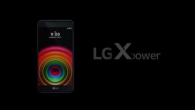 تیزر تبلیغاتی گوشی LG X Power - مجهز به باتری چشمگیر 4100 میلیآمپری