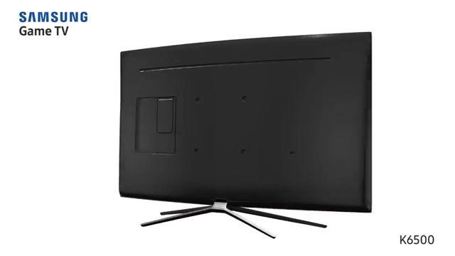 تلویزیون منحنی سامسونگ سه بعدی مدل K6500
