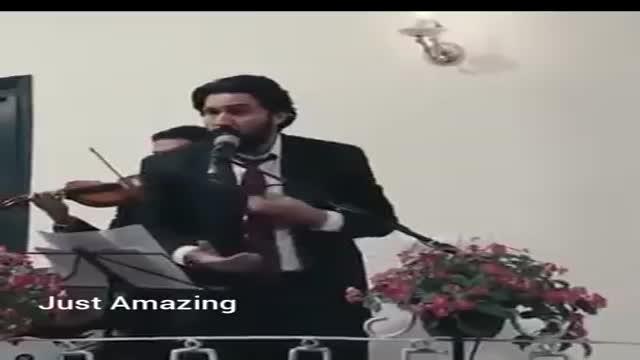 خواندن و رقص حامد بهداد  Hamed Behdad's singing &dancing