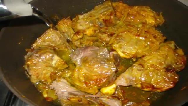 Riz aux fèves et à l'aneth -باقالی پلو - Baghali polo