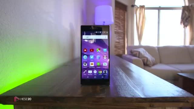 نقد و بررسی ویدیویی گوشی Sony Xperia Z5 Premium