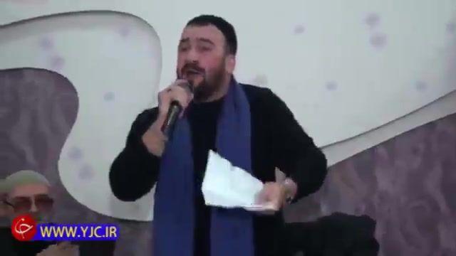 کلیپ کامل نوحه سید طالح (امام حسین) به زبان ترکی