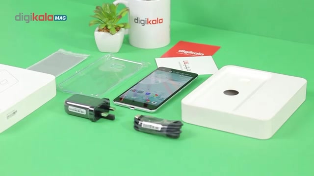 جعبهگشایی گوشی HTC U Ultra