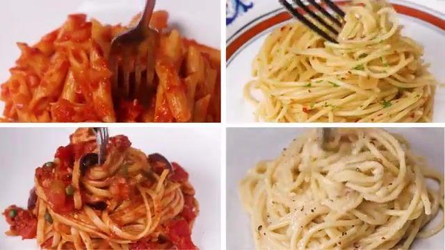 انواع روش های پخت ماکارونی و پاستای لذیذ و حرفه ای