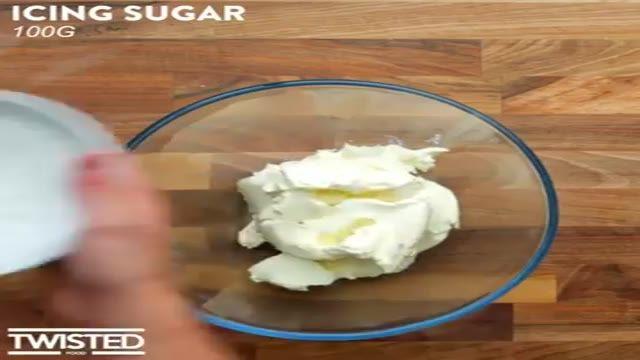 طرز تهیه کیک با تمشک