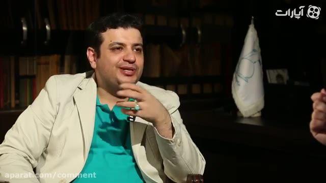 تیزر کامنت 10 ● جنجالی ترین گفتگوی علی اکبر رایفی پور