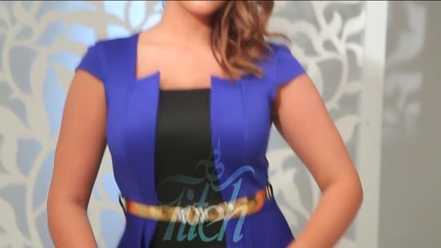 لباس مجلسی ،لباس زنانه تولیدی و پخش طیطه