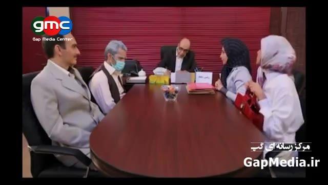 اطلاعات جدید از عطسه مهران مدیری