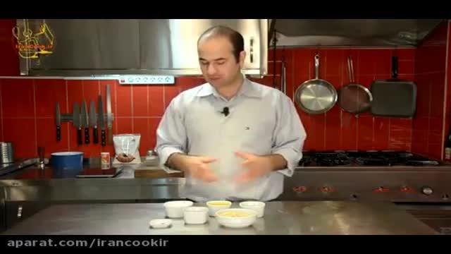 طرز تهیه سوهان عسلی سنتی  ترد  با  بادام و پسته