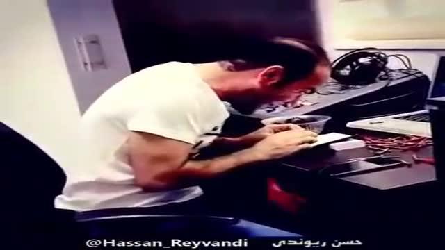 حسن ریوندی : خلاصه زندگی مجازی ما در 60 ثانیه !