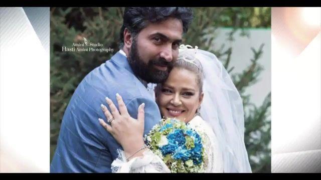 عکس های جدید عروسی بهاره رهنما
