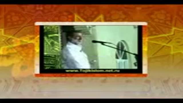 شیخ محمد صالح پردل.شیطان حتی نطفه را شکار میکند