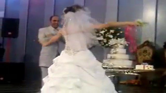 اشکنان فیلم رقص عروس و داماد باحالHIDDEN CAMERA WEDENG 02 -