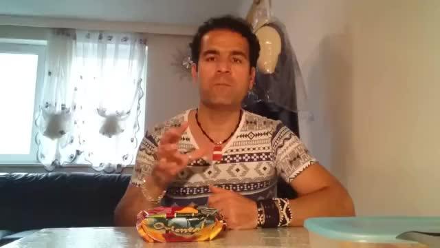 تکنیکی بسته کردن پاکت چیپس استفاده شده Suraj Sarwari