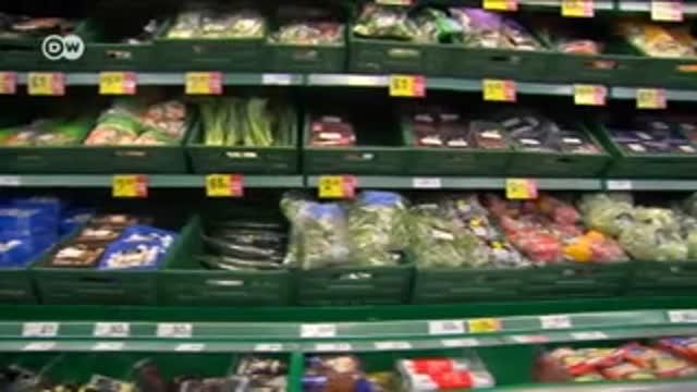 دور ریختن مواد خوراکی