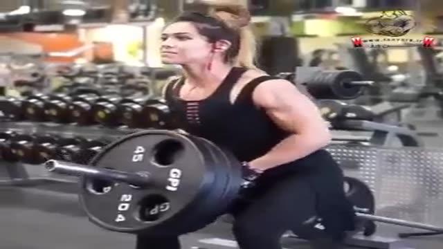 تقویت عضلات زیربغل و عضلات پشت