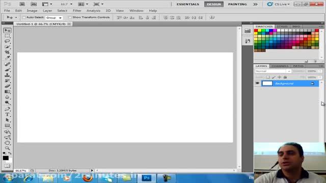 آموزش رایگان فتوشاپ-آموزش پنجرهLayerوCtrl+Alt+Z