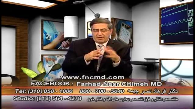 کمبود آهن دکتر فرهاد نصر چیمه Iron Defficiency Dr Farhad Nasr Chimeh