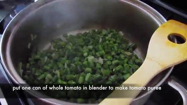 Green Beans Rice | Loobiya polo | لوبیا پلو