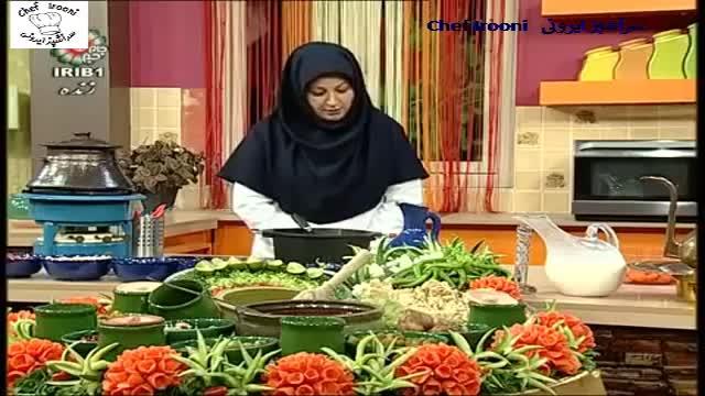 خانم گلاور آبگوشت Parinaz Golavar Abgousht