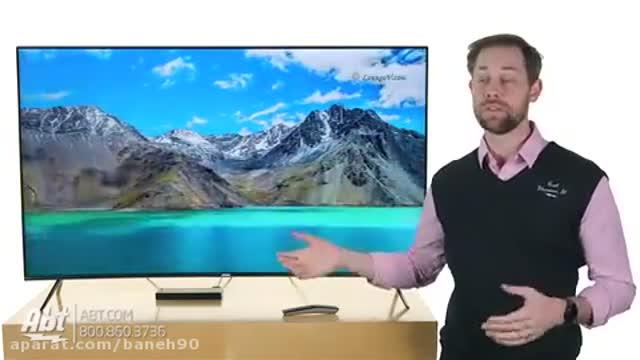 تلویزیون منحنی 65 اینچ ks8500 سامسونگ