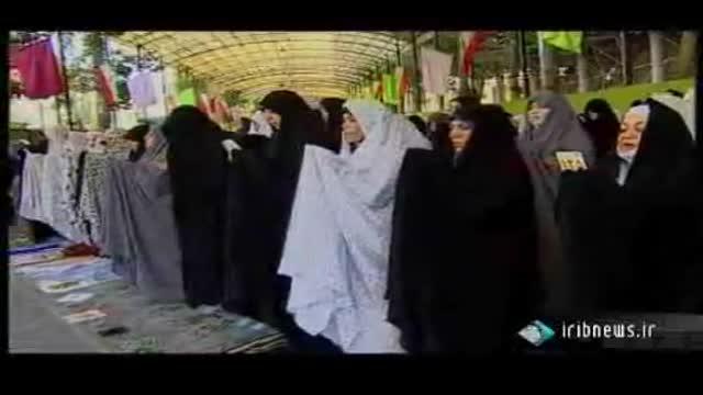 نماز با شکوه عید سعید فطر