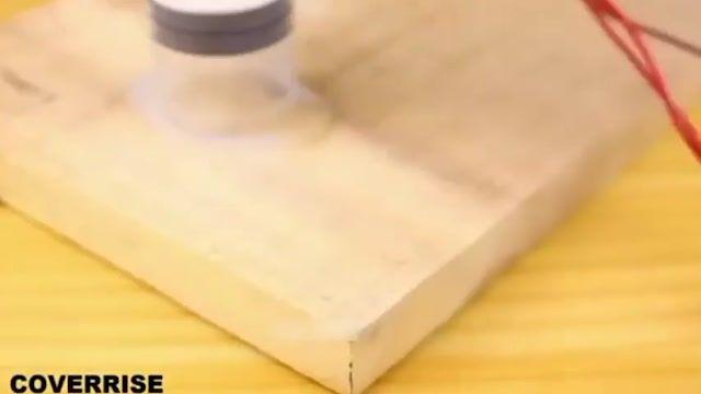 آموزش درست کردن یک پنکه قابل حمل و زیبا با استفاده از ساده ترین وسایل