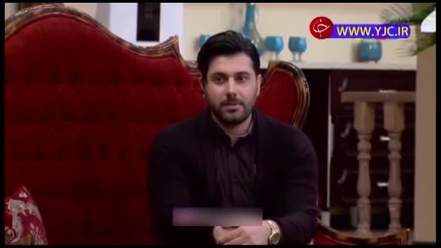 شوخی مهران مدیری با محمد اصفهانی در آخرین قسمت دورهمی