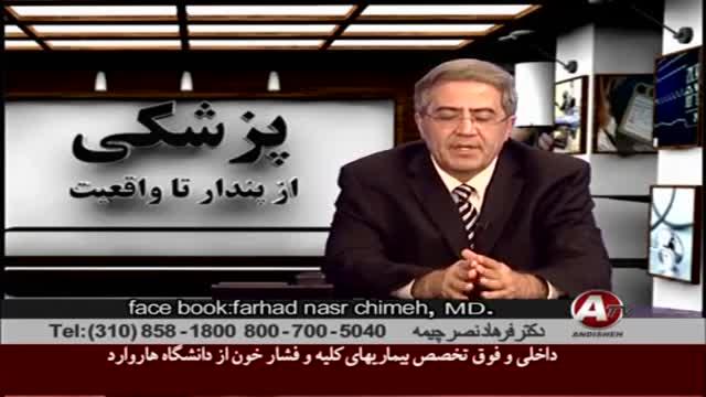 تعریق صورت دکتر فرهاد نصر چیمه Face Perspiration Dr Farhad Nasr Chimeh