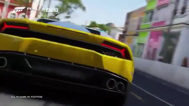 بازی رایگان Forza Motorsport 6 Apex برای PC