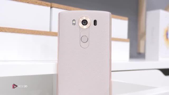 نقد و بررسی ویدیویی دوربین گوشی LG V10