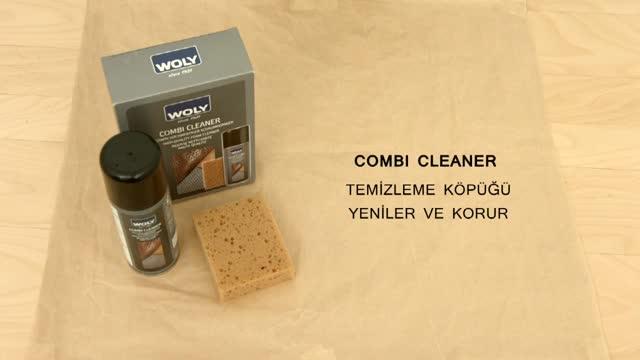 تمیز کننده حرفه ای کفش combi cleaner