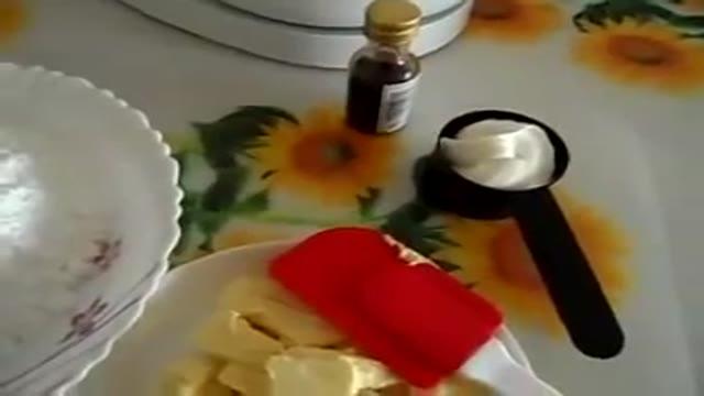 آشپزی از اینجا تا آنجا - کرم کره ای-butter cream