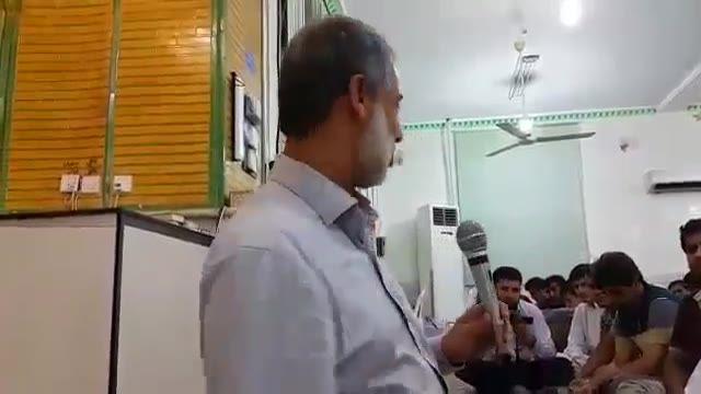 استاد شیخ محمد صالح پردل
