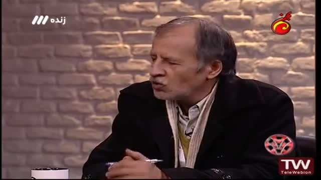 نقد جشنواره ای فیلم بارکد توسط مسعود فراستی در برنامه هفت