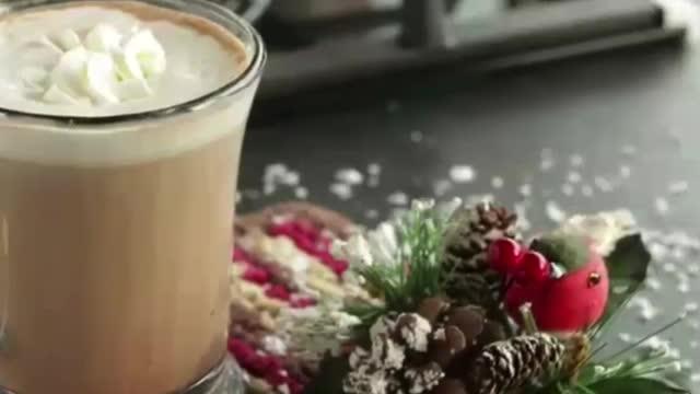 آموزش ترفندهای درگوشی تهیه شکلات داغ