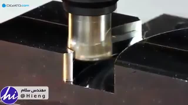 ربات ها در صنایع قطعه سازی با اختلاف چشم گیری از انسانها بهتر عمل میکنند