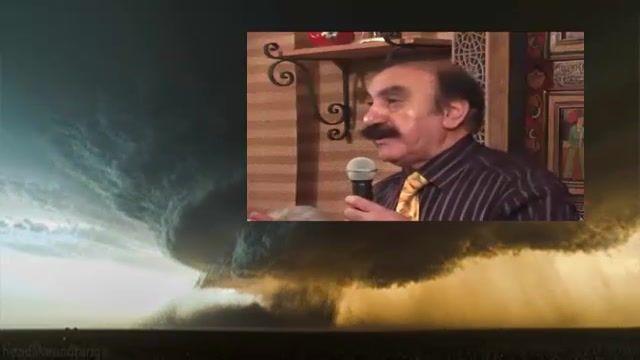 اسید...سروده استاد مرتضی کیوان هاشمی، شعرخوانی انجمن ادبی رابعه