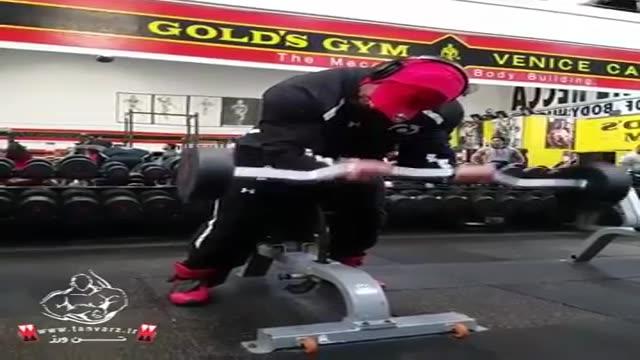 تقویت عضلات بازو