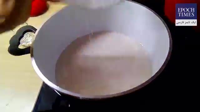 طرز تهیه باسلوق نارگیلی- آشپزخانه اپک تایمز