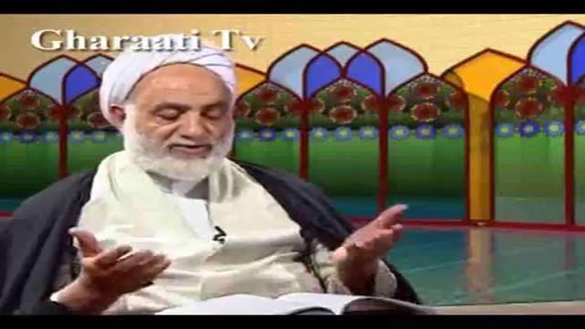قرایتی / تفسیر آیه 76 و 77 سوره انبیاء، نجات حضرت نوح از چنگال متعصبان لجوج