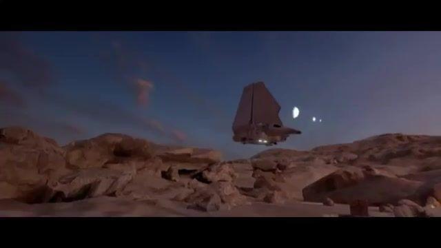 ترکیب دنیای جنگ ستارگان با یک بازی واقعیت مجازی - رایگان
