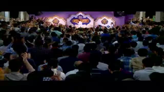 مداحی فوق العاده زیبای حاج محمود کریمی میلاد حضرت زهرا (س) 96