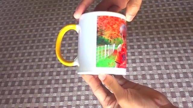 چگونه عکس خود را روی لیوان در خانه با اتو چاپ کنید