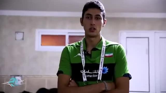 مسابقات قهرمانی نوجوانان جهان 2015   بازی ردهبندی   صحبتهای رسول آقچهلی پس از بازی